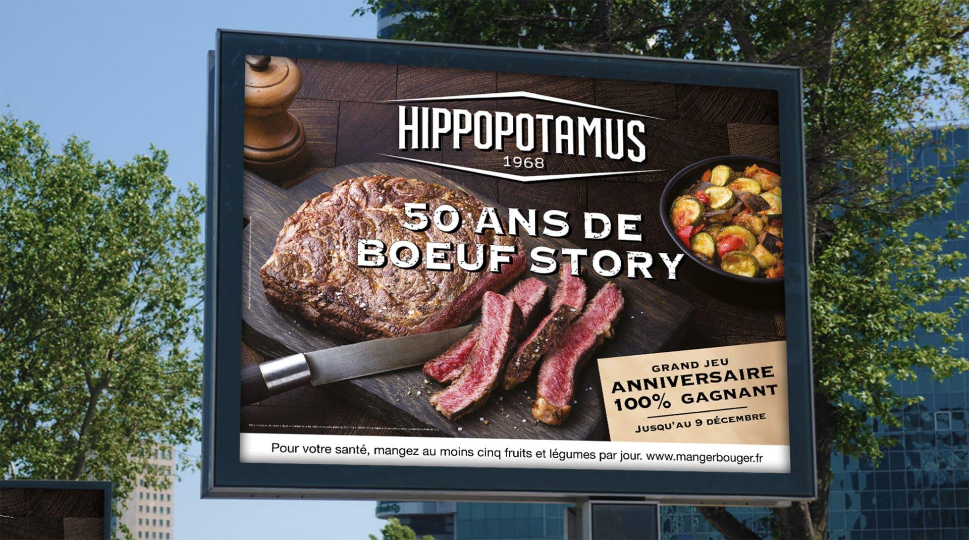 Affiche Hippo